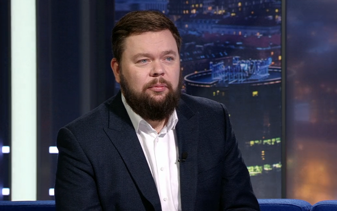 Kaimar Karu  on ETV's