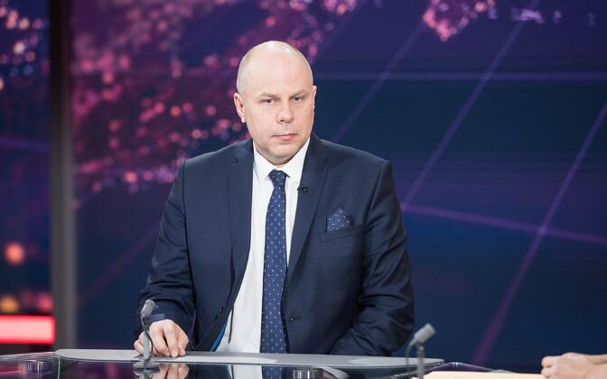 Кандидат на пост министра внешней торговли и информационных технологий Рауль Сием