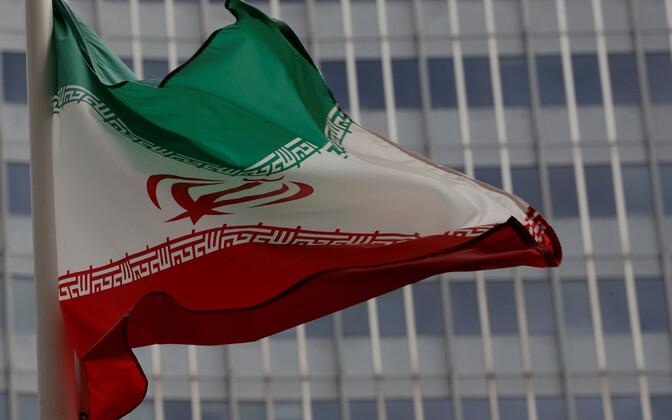 Iraani lipp