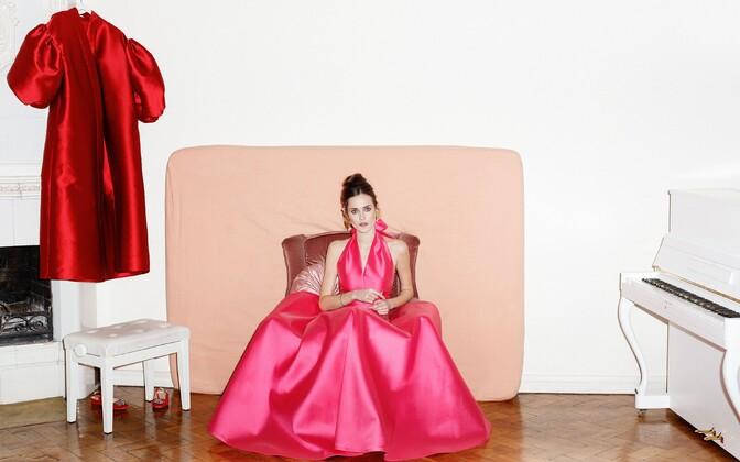 Kleidid Lilli Jahilo uuest kollektsioonist