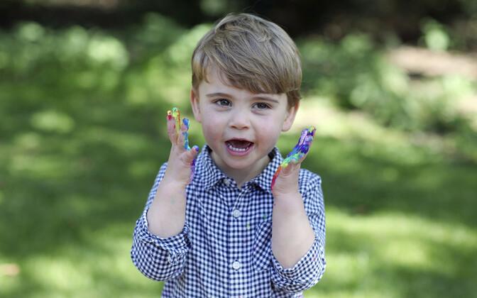 Принц Луи.