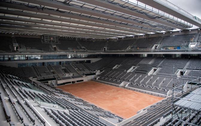 Prantsusmaa lahtiseid tennisemeistrivõistluseid soovitakse alustada 27. septembril