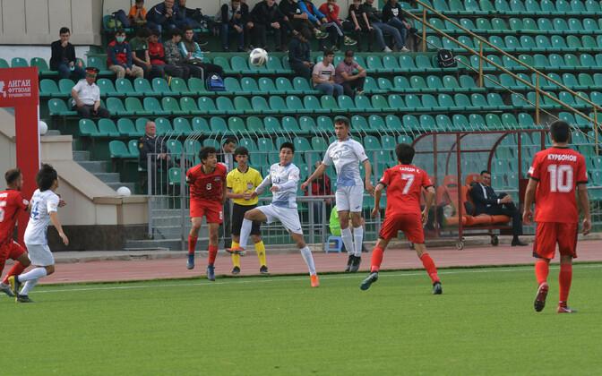 Tadžikistani jalgpalliliiga