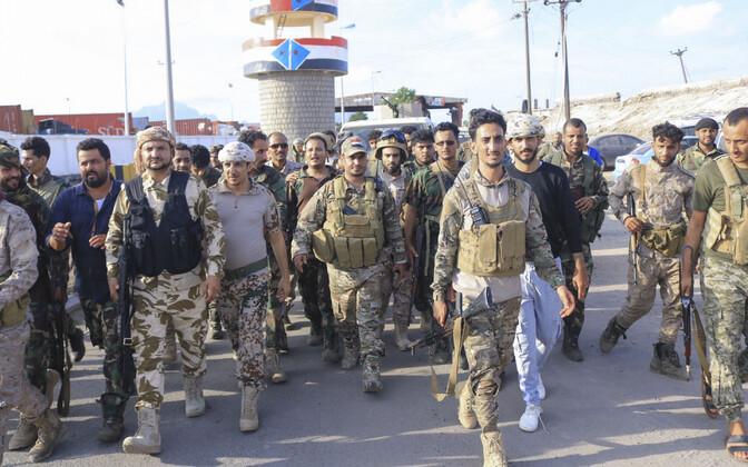 Jeemeni separatistid