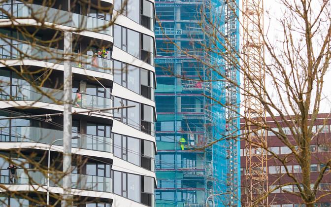 Эксперты прогнозируют снижение продаж на рынке недвижимости.