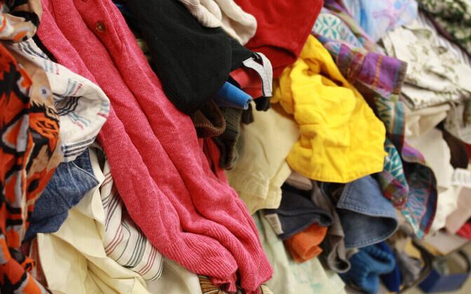 Hinnanguliselt 73 protsenti kasutatud tekstiilist kas põletatakse või ladestatakse prügimägedele.