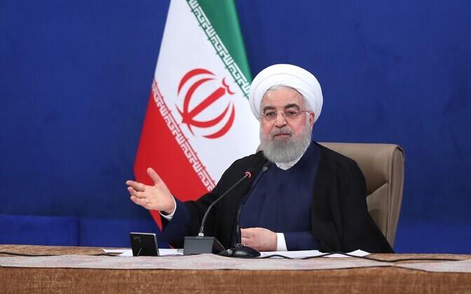 Hassan Rouhani.