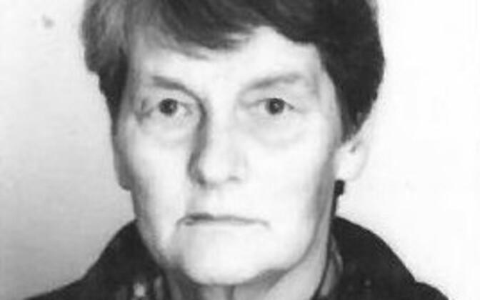 Graafik Edith Paris.