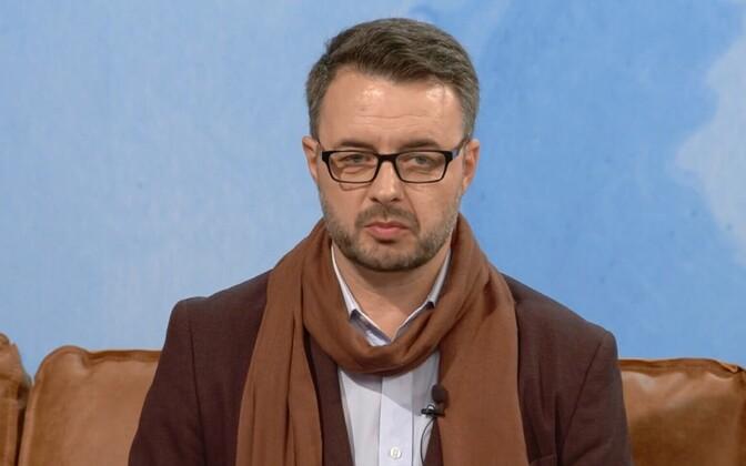Максим Рогальский теперь снова беспартийный.