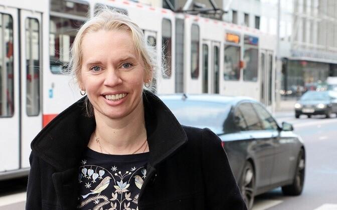 Хелен Соовяли-Сеппинг отметила, что несмотря на урбанизацию жители Эстонии остаются близки к природе.