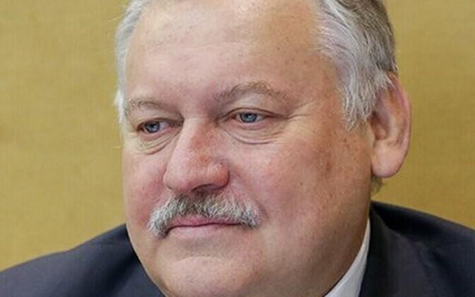 Затулин заявил о планах бороться за разрешение на въезд в Эстонию.
