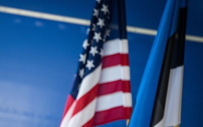 Совместные учения ВВС США и Эстонии пройдут 5 мая.