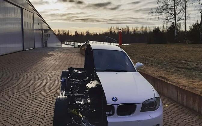 Maanteemuuseumis saab tutvuda autode hingeeluga.