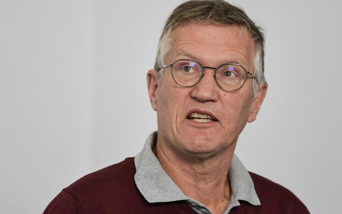 Rootsi peaepidemioloog