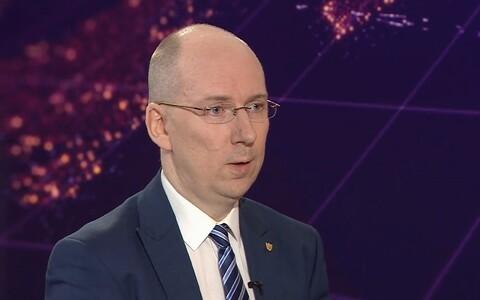 Rando Kuustik.