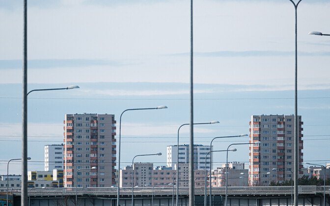 В Ласнамяэ. Фото иллюстративное.