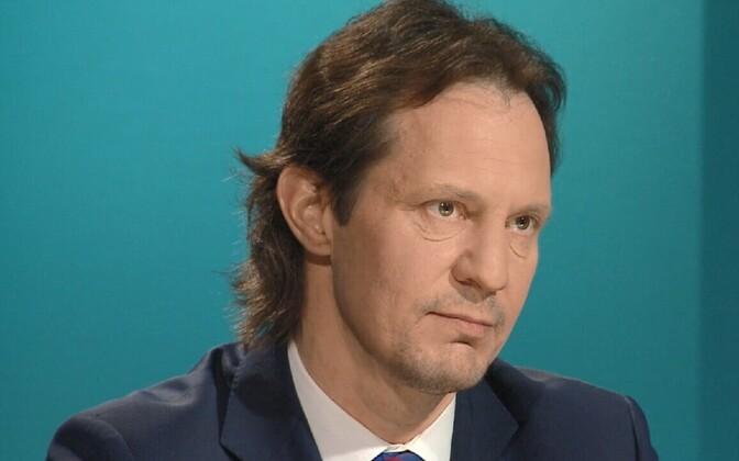SDE leader Indrek Saar.