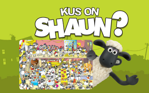 Kus on Shaun?