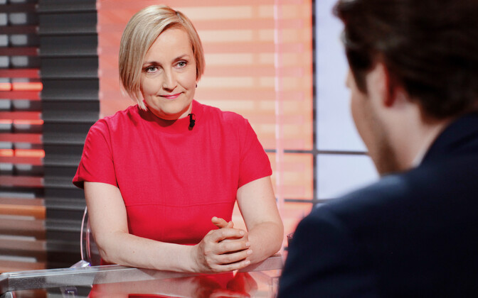 Кристина Каллас в передаче