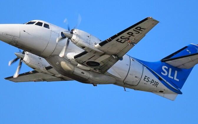 Transaviabaltika lennuk.
