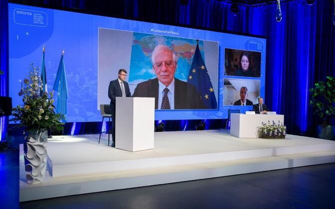 Eesti korraldas kõrgetasemelise kohtumise meenutamaks Teise maailmasõja lõppu Euroopas