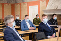 Prime Minister Jüri Ratas visits Saaremaa and Muhu after COVID-19 restrictions are lifted..