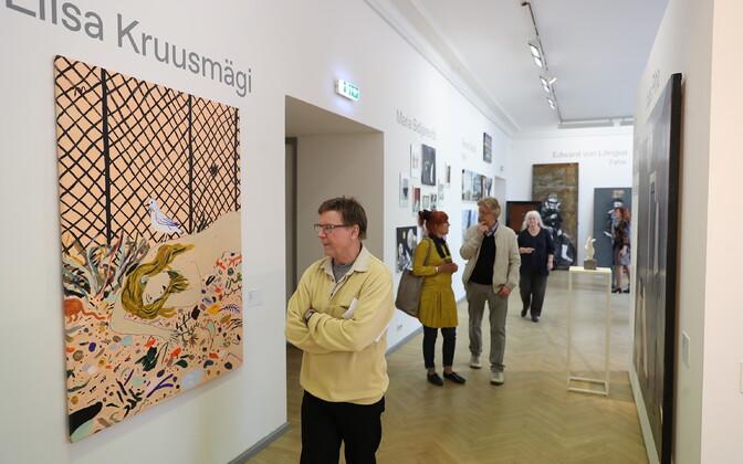 Eesti Kunstnike liidu aastanäitus 2019.