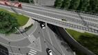 Paldiski maantee viadukt pärast rekonstrueerimist