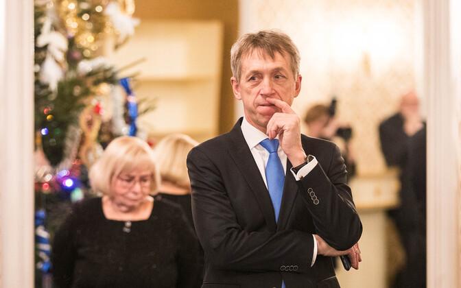 Vene Teatri direktor Margus Allikmaa.