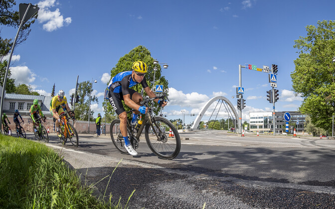 Oskar Nisu Tour of Estonial