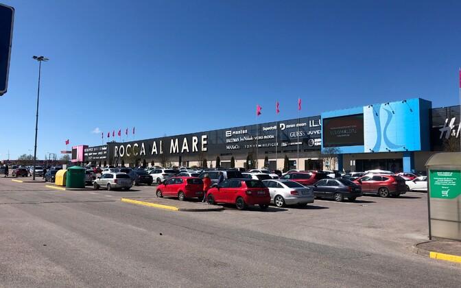 Rocca al Mare kaubanduskeskus