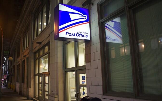 Из США снова можно отсылать письма в Эстонию.