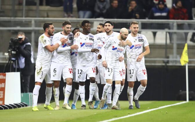 Amiens'i mängijad