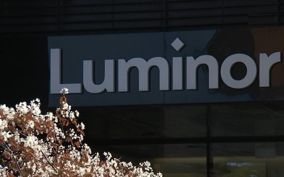 Банк Luminor.
