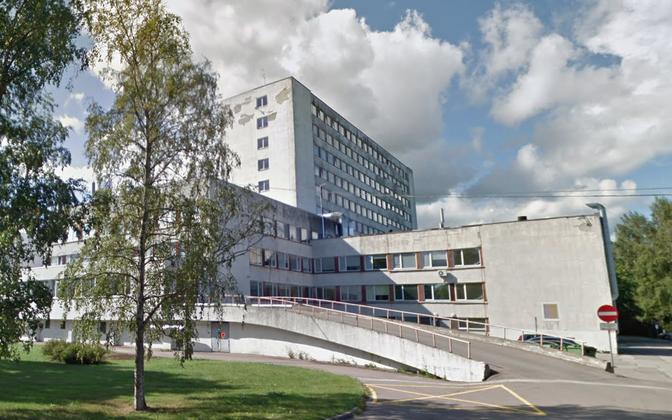 West Tallinn Central Hospital