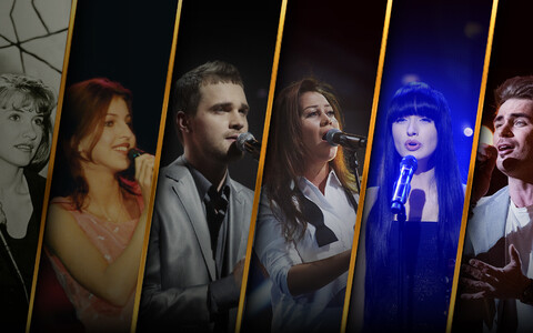 Eurolaul / Eesti Laul 1993-2020