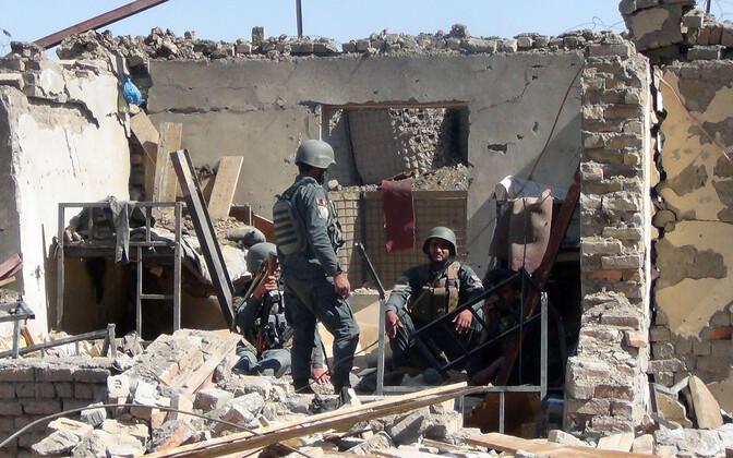 Enesetapurünnak Gardezis 2017. aastal.