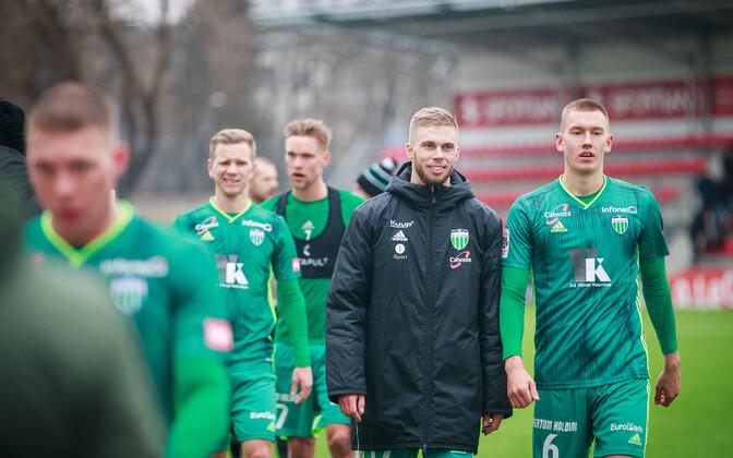 Официально: чемпионат Эстонии по футболу возобновится 19 мая