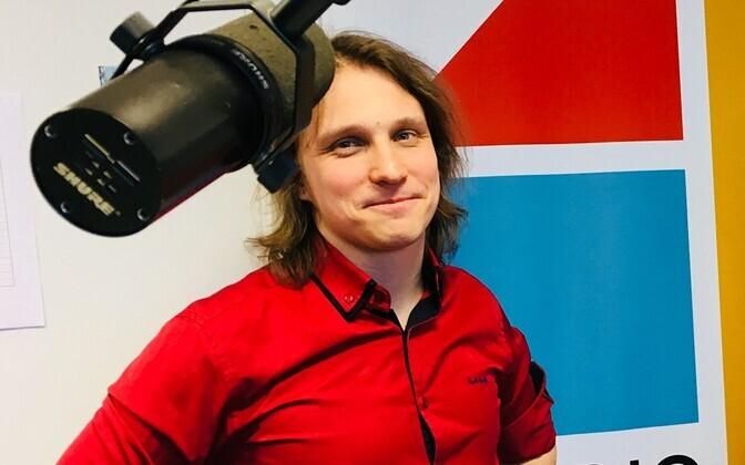Дмитрий Микрюков
