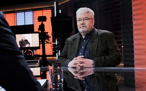 Тоомас Сильдам в передаче