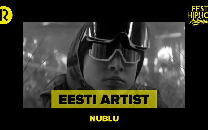 Eesti artist Nublu