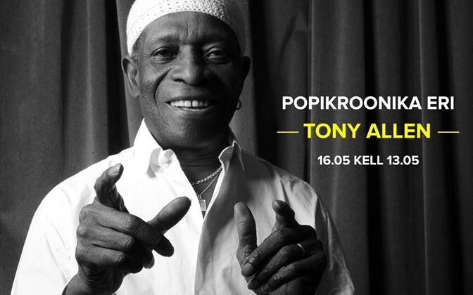 Popikroonikad: Tony Allen
