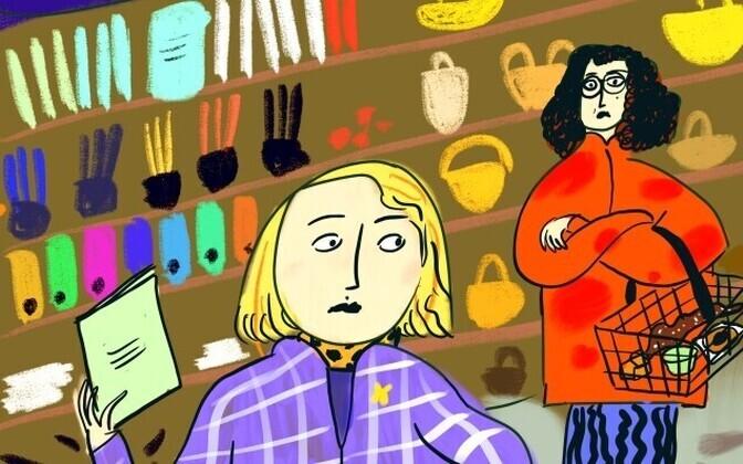 Liisa Kruusmägi illustratsioon