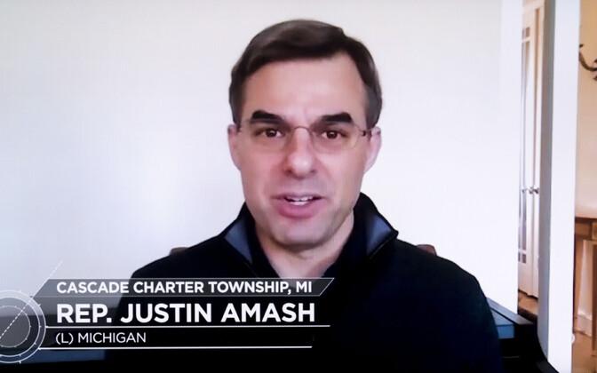 Justin Amash Bill Maheri telesaates.