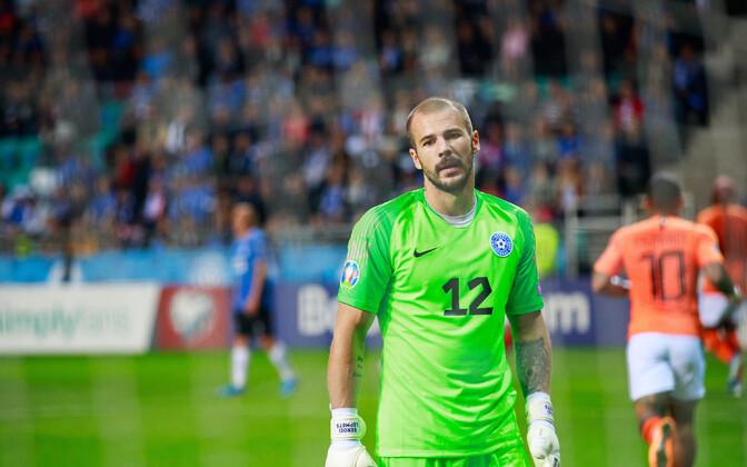 Сергей Лепметс сыграл 12 матчей за сборную Эстонии.