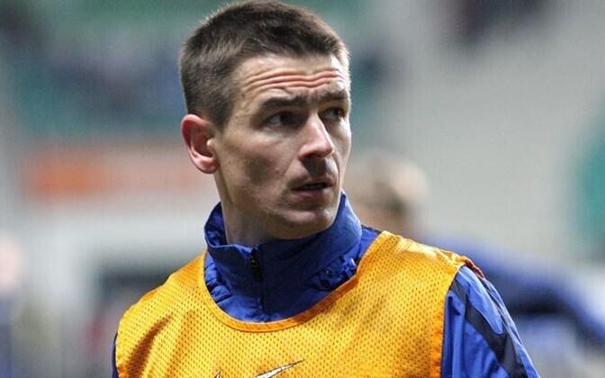 Андрей Степанов в бытность своей игровой карьеры.