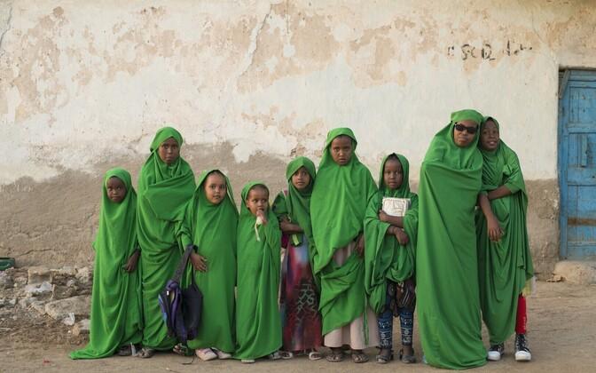 Silvia Pärmanni foto Somaalimaast