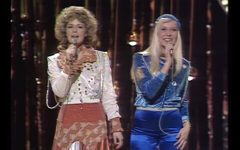ABBA 1974. aasta Eurovisioonil