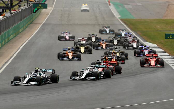 Vormel-1 MM-etapp Silverstone'is 2019. aastal