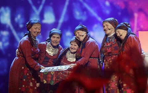 Buranovskiye Babushki 2012. aastal Eurovisioonil